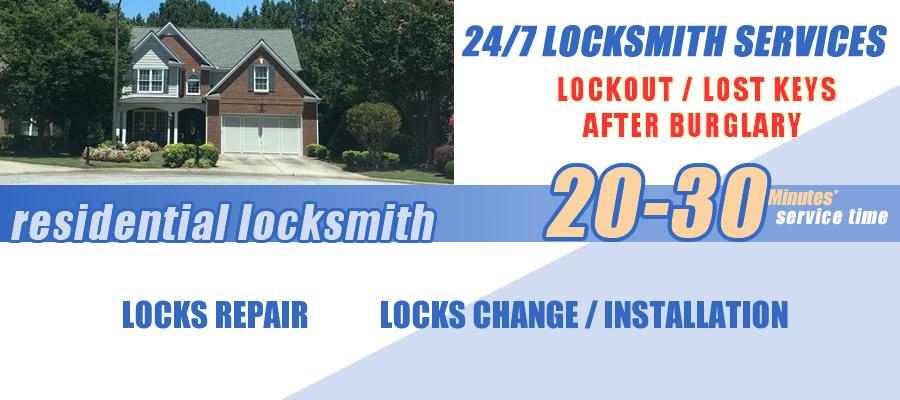 Residential locksmith Marietta